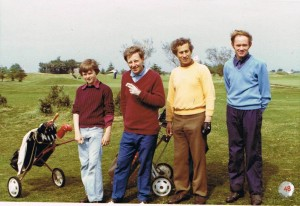 Captains Day 1973 Bertie Smyth